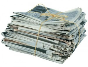 Rezultati akcije zbiranja starega papirja