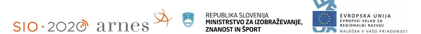 Program vzpostavitve IKT infrastrukture v vzgoji in izobraževanju