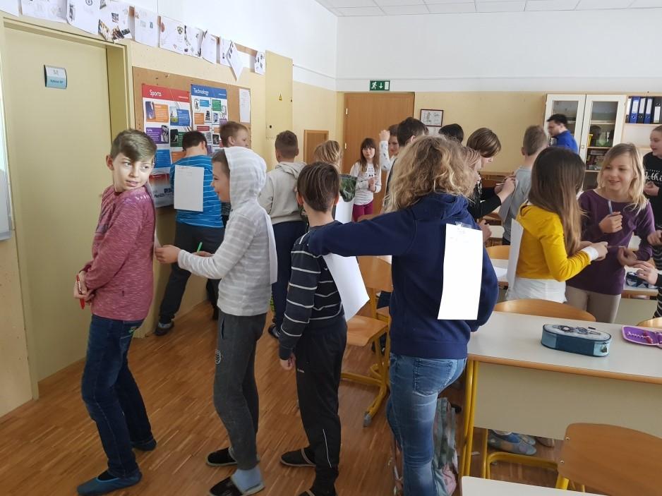 Erasmus+ na naši šoli