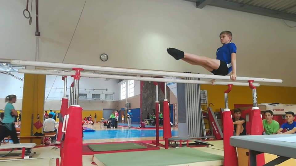 Državno prvenstvo v športni gimnastiki